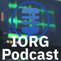 IORG Information Overload Group Podcast Logo